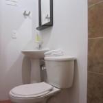 Downstairs Bathrooms / Baños del Primer Piso
